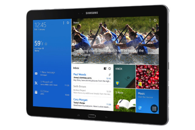 Samsung Galaxy Note PRO 12.2 Android Tablet