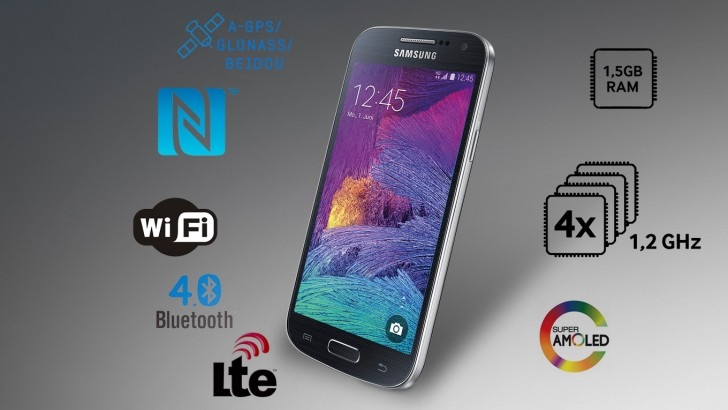 Samsung Galaxy S4 mini plus Spezifikationen