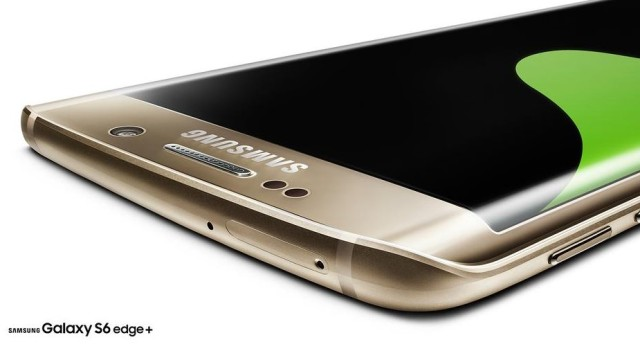 Samsung Galaxy S6 edge Plus Android Smartphone