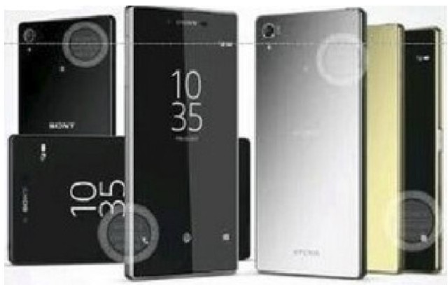 Sony Xperia Z5 Plus Android Smartphone