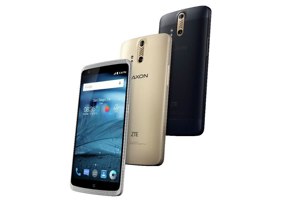 ZTE Axon Android Smartphone