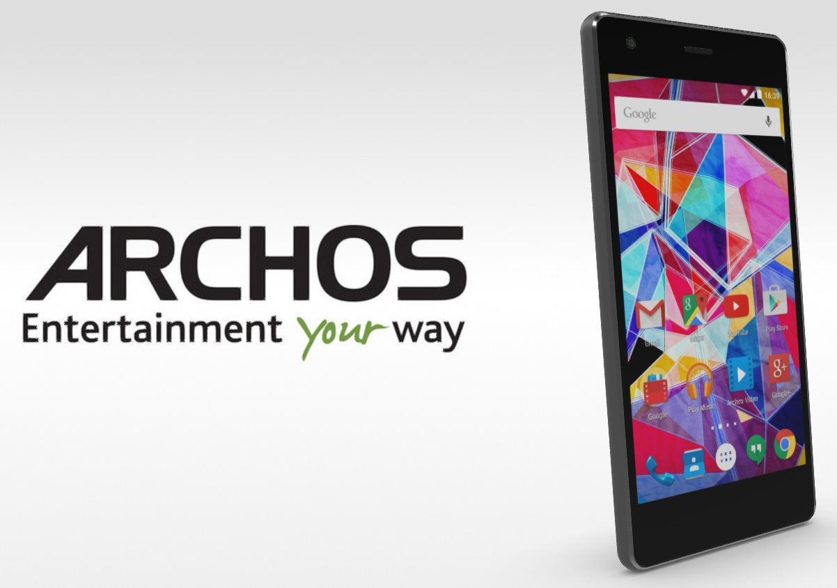 Archos Diamond S Android Smartphone