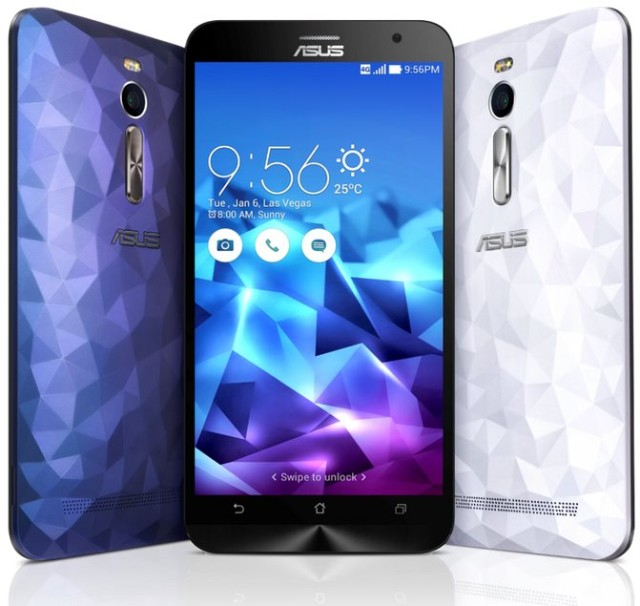 Asus ZenFone 2 Deluxe Edition Android Smartphone