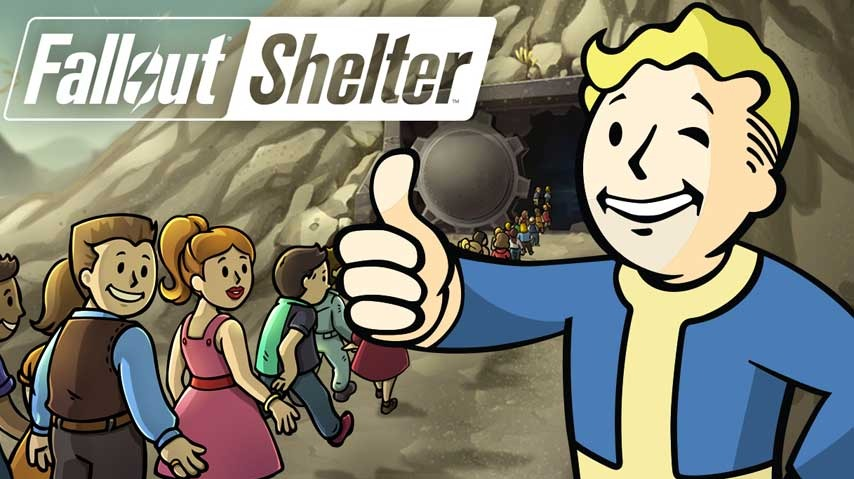 Fallout Shelter Android Game