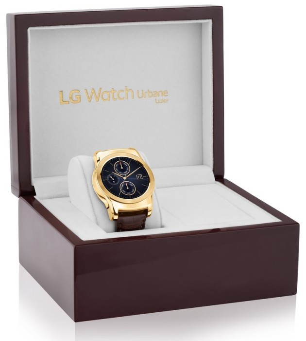 LG Watch Urbane Luxe Android Wear Smartwatch