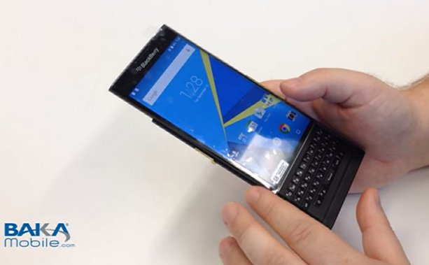 BlackBerry Venice Android Smartphone