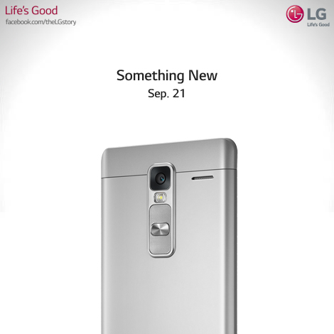 LG Release Event