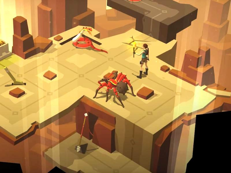 Lara Croft Go Android Games