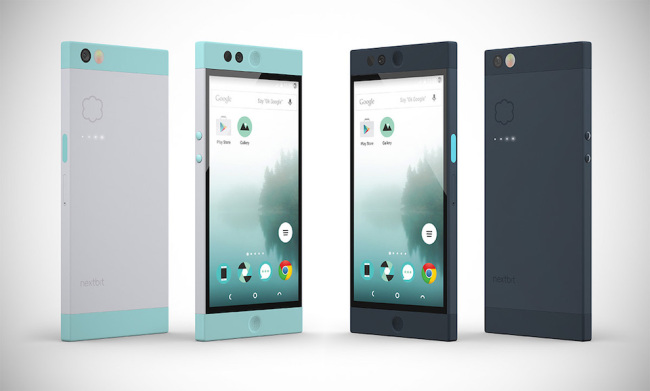 Nextbit Robin Android Smartphone