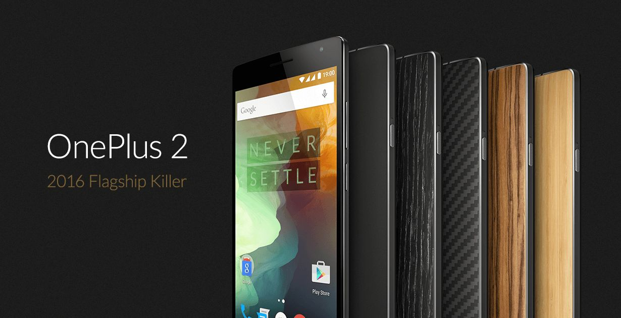 OnePlus 2 Android Smartphone