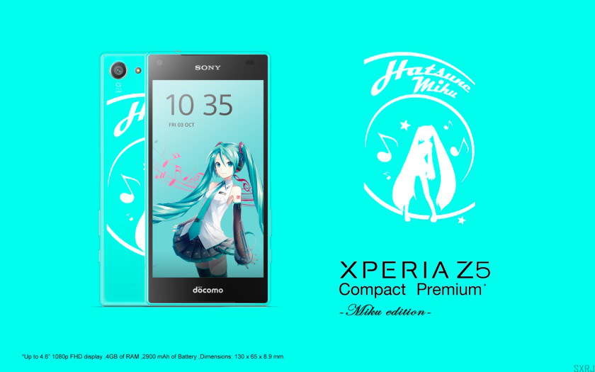 Sony Xperia Z5 Compact Premium Android Smartphone