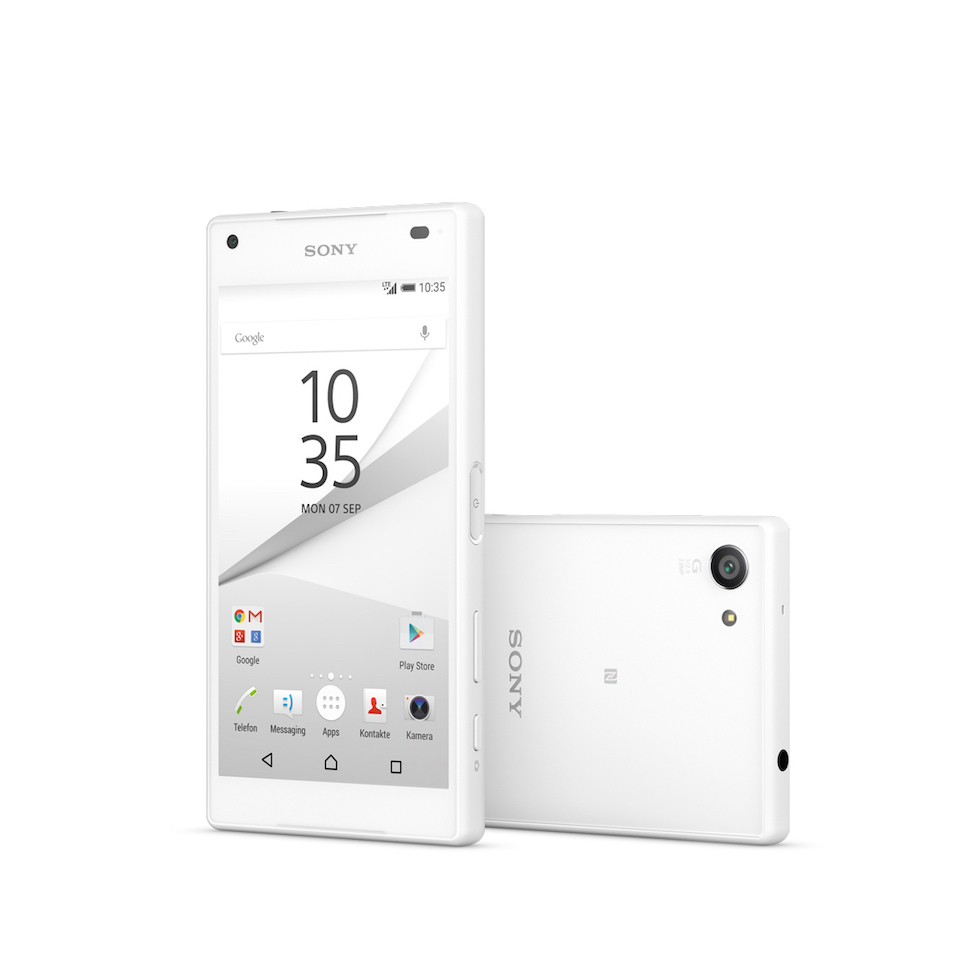 Sony Xperia Z5 Compact Android Smartphone