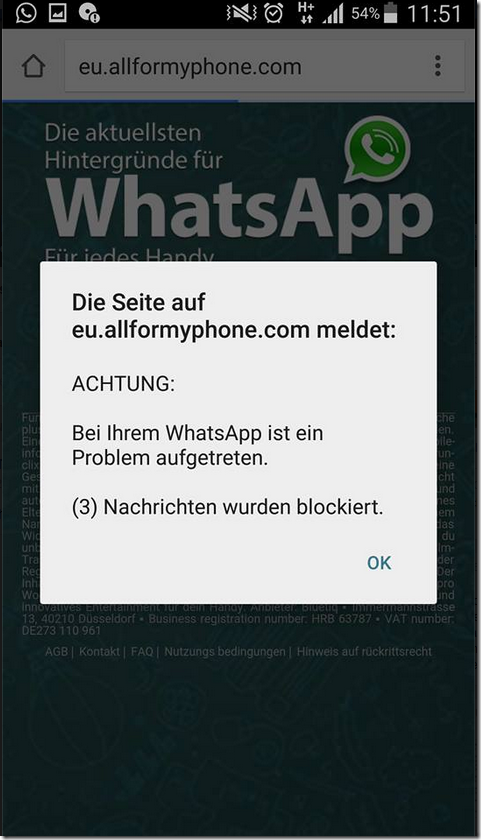 WhatsApp Android App