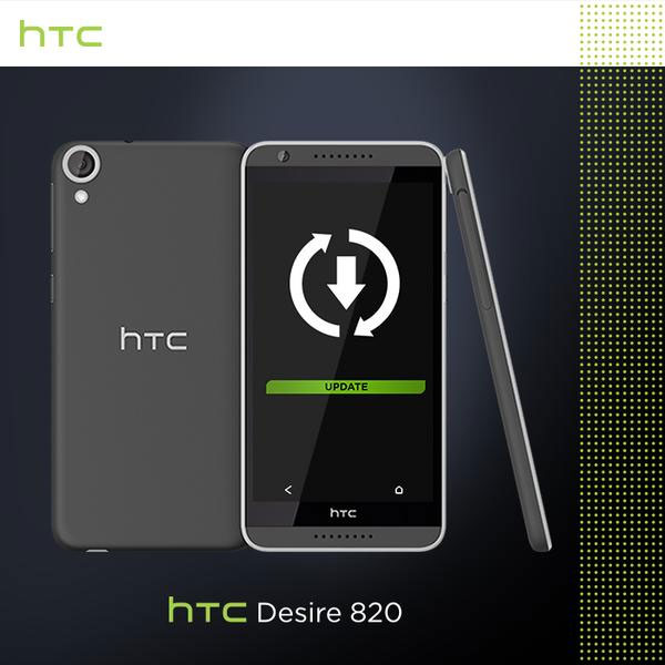 HTC Desire 820 Android Smartphone