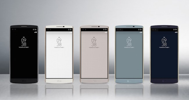 LG V10 Android Smartphone