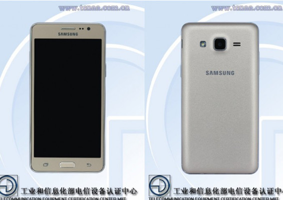 Samsung Galaxy Grand On Android Smartphone