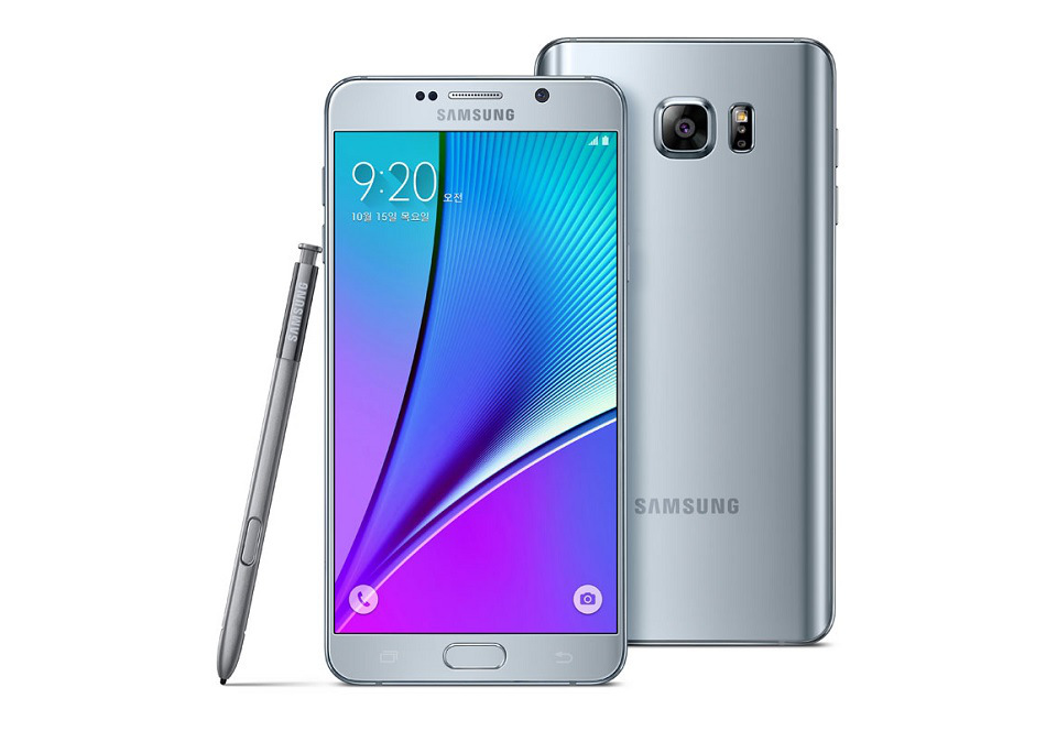 Samsung Galaxy Note 5 Android Smartphone