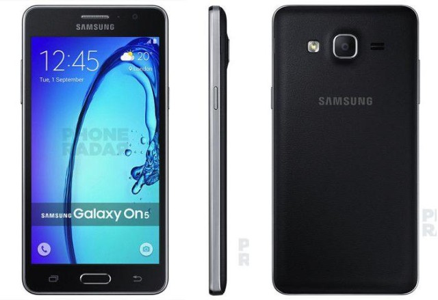Samsung Galaxy On5 Android Smartphone