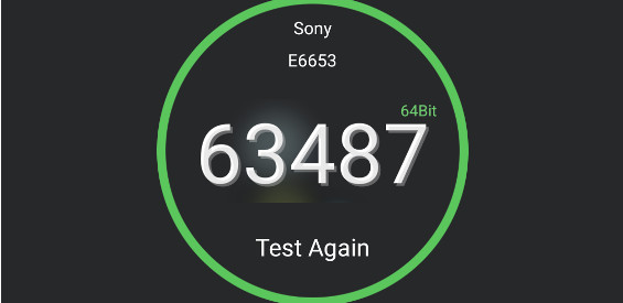 Sony Xperia Z5 Android Smartphone