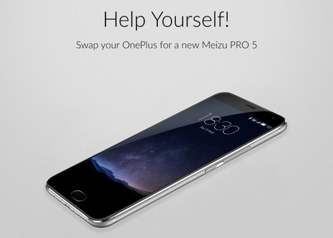 Meizu Pro 5 Android Smartphone
