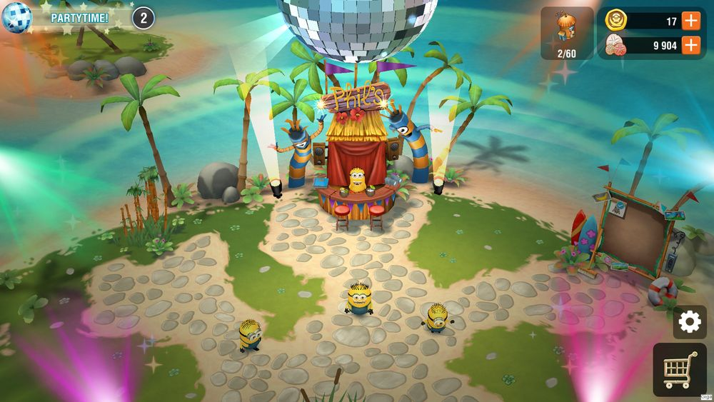 Minions Paradise Android Game