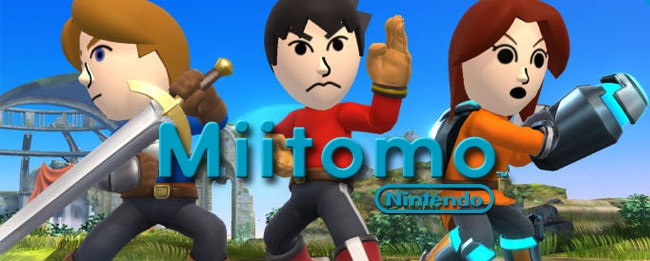 Nintendo Miitomo Android Game