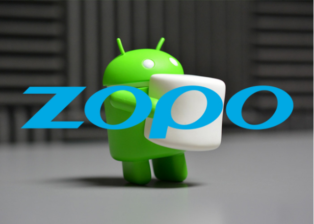 Zopo Android 6.0 Marshmallow Update