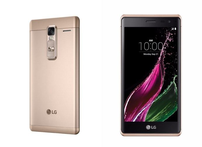 LG Class Android Smartphone