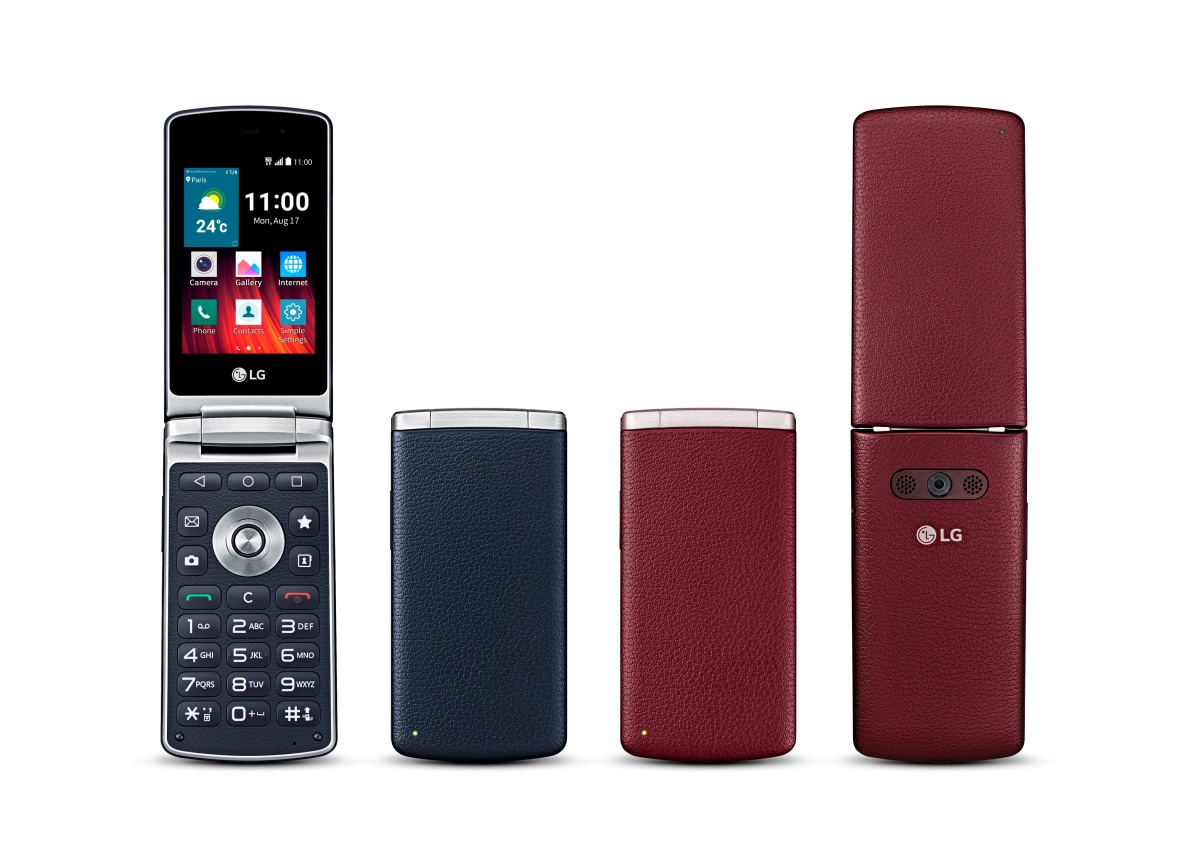 LG WineSmart Android Smartphone