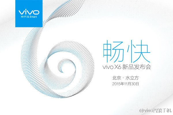 Vivo X6 Android Smartphone