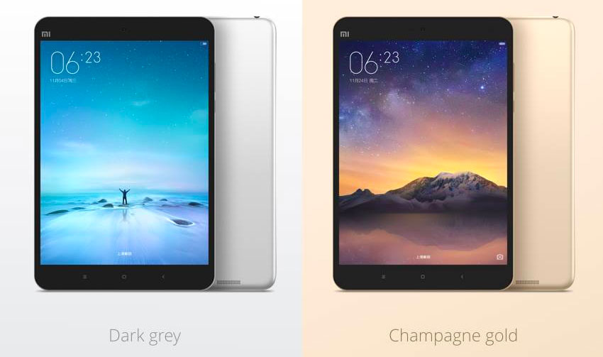 Xiaomi MiPad 2 Android Tablet