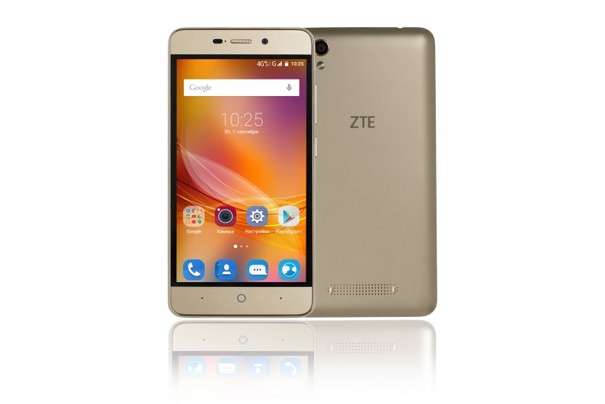ZTE Blade X3 Android Smartphone