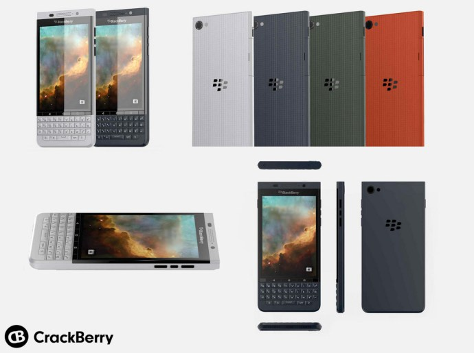 BlackBerry Vienna Android Smartphone