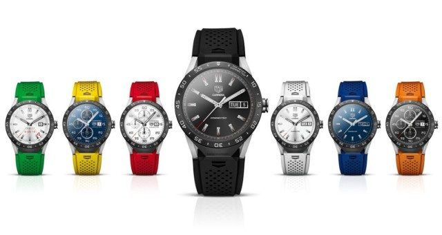 Tag Heuer Connected Android Smartwatch