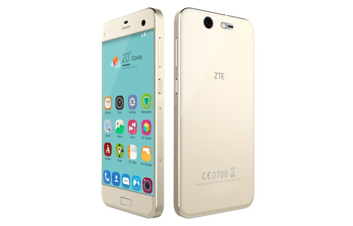 ZTE Blade S7 Android Smartphone