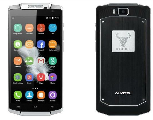 Oukitel K10000 Android Smartphone