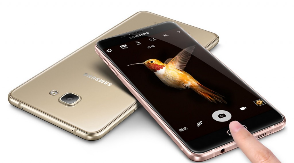 Samsung Galaxy A9 Android Smartphone