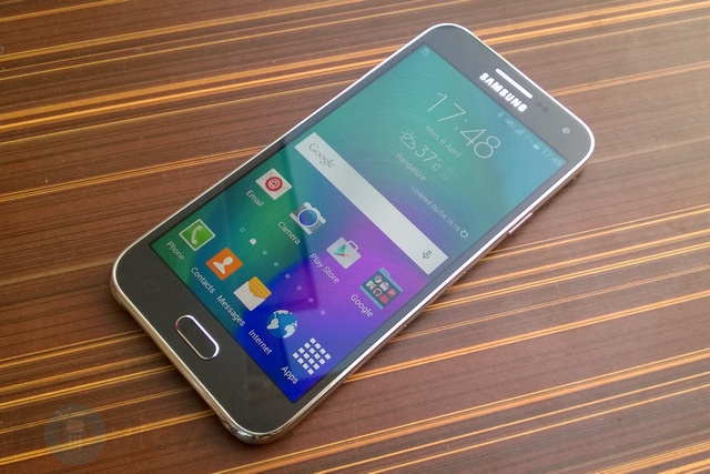 Samsung Galaxy E5 Duos Android Smartphone