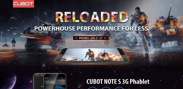 Cubot Android Smartphones