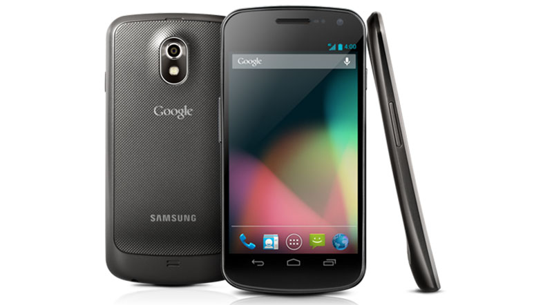 Galaxy Nexus Android Smartphone
