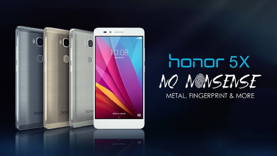 Honor 5X Android Smartphone