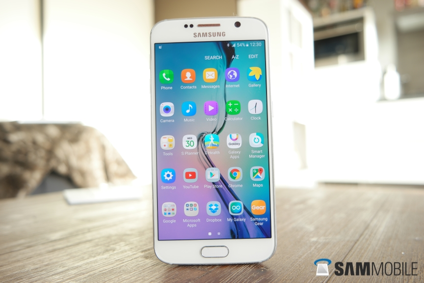Samsung Galaxy S6 Android 6.0 Marshmallow Update