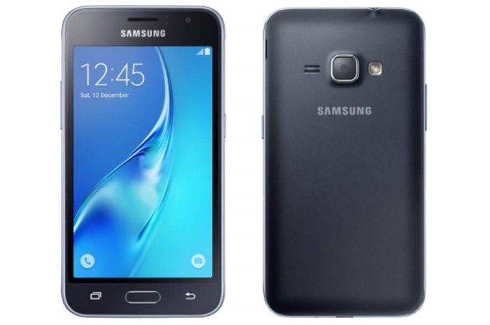 Samsung Galaxy J1 2016 Android Smartphone