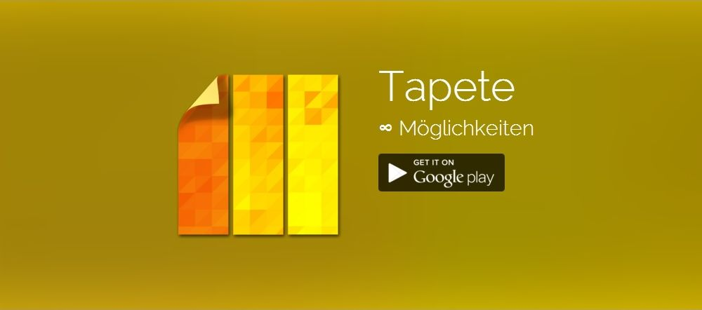 Tapete Android App