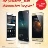 Huawei Android Smartphones