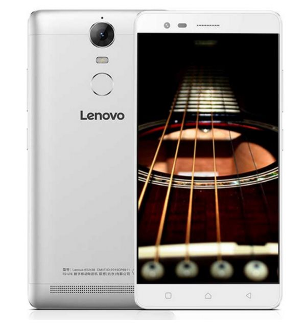 Lenovo K5 Note Android Smartphone