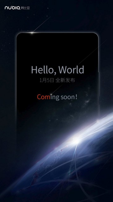 ZTE Nubia Z11 Android Smartphone