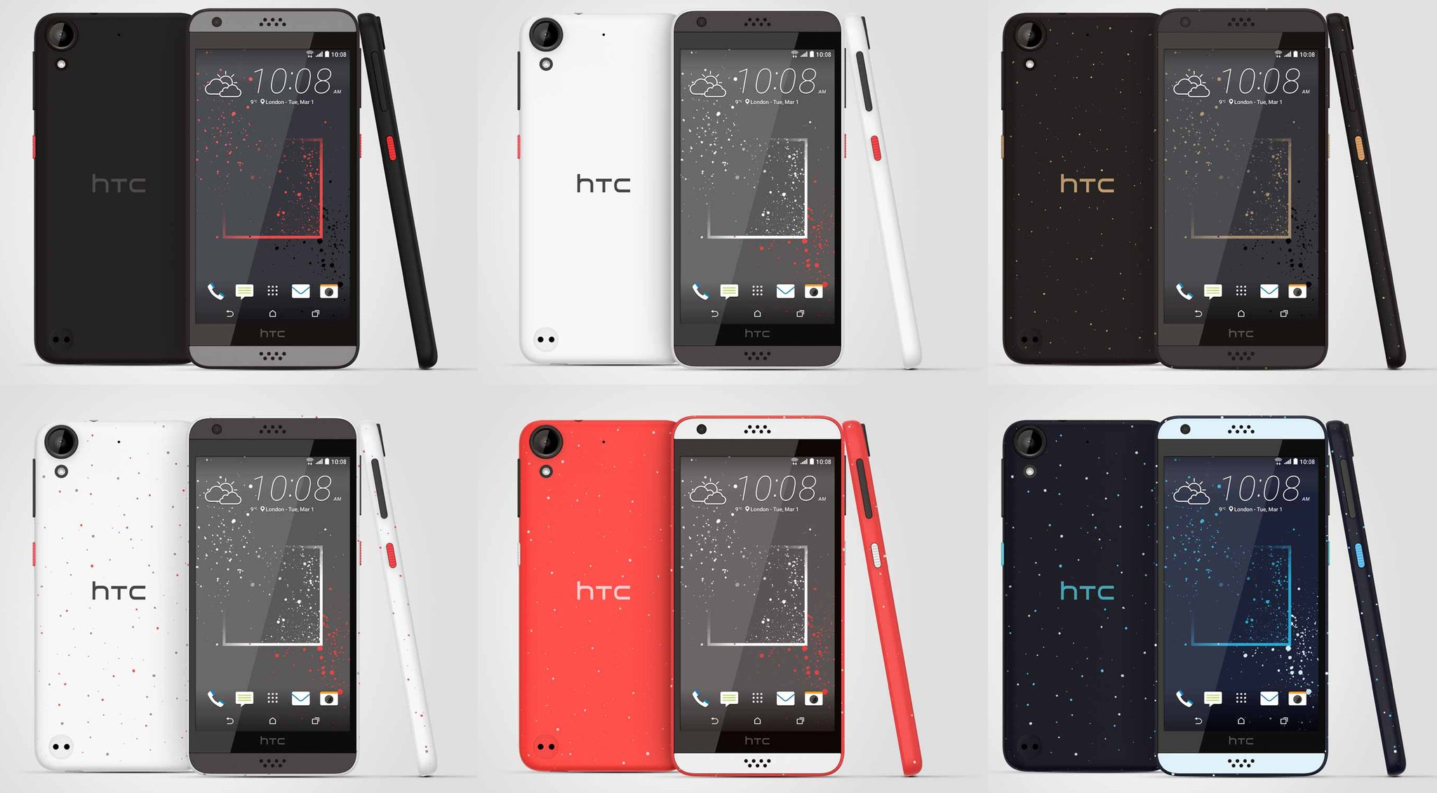 HTC One A16 Android Smartphone