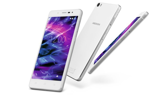 Medion S5004 Android Smartphone