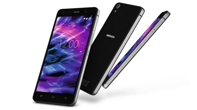 Medion S5504 Android Smartphone